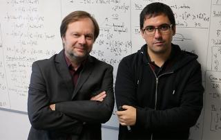Claudio Muñoz y Michal Kowalczyk.